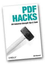 PDF Hacks Cover